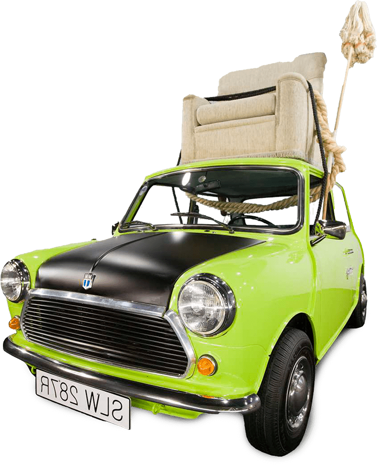 Carro do Mr. Bean - Movie Cars Entertainment