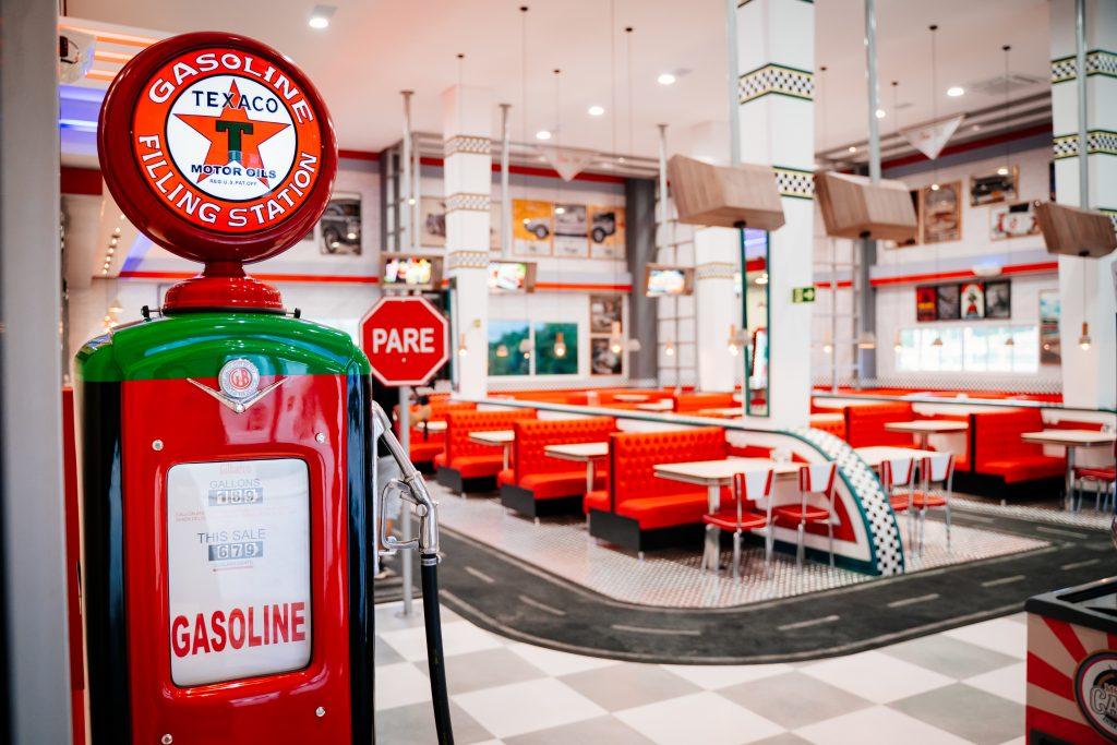 restaurante tematico movie cars foz do iguaçu