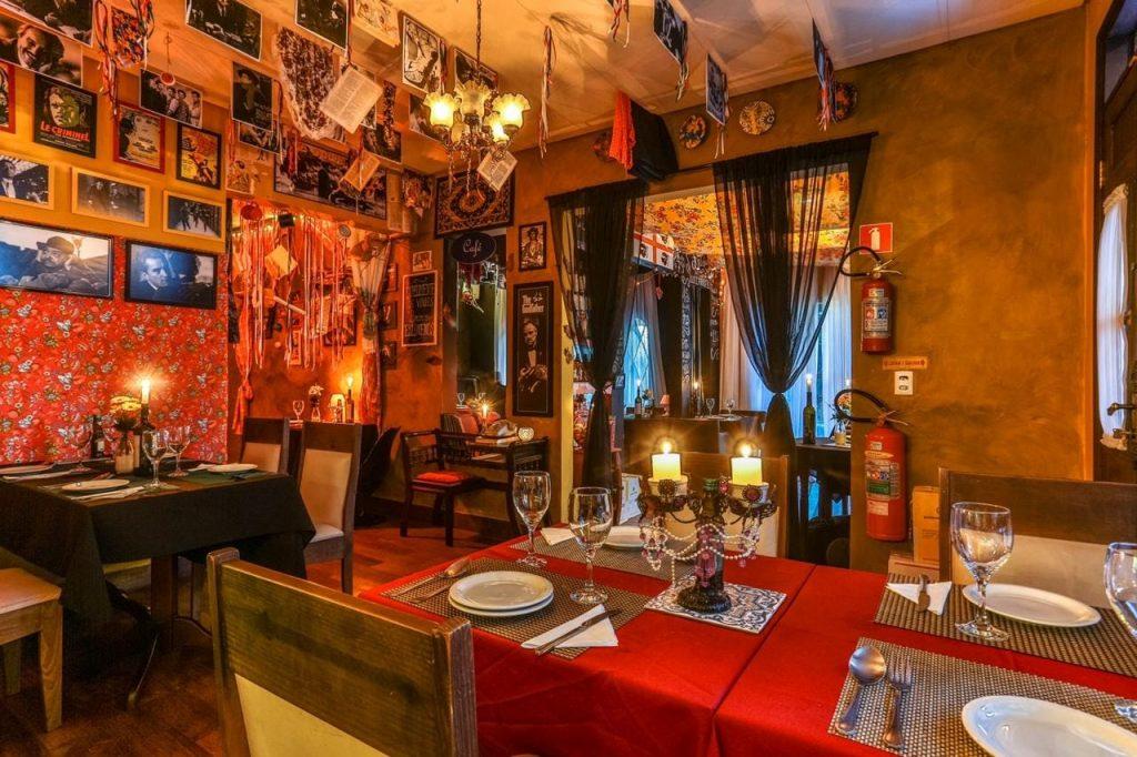 restaurante la mafia trattoria foz do iguaçu