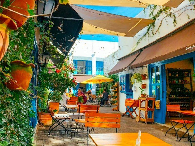 restaurante patio pomare foz do iguaçu
