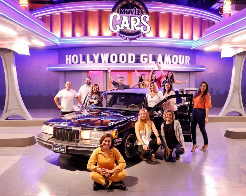 Movie Cars Entertainment recebe famtour da FRT Operadora nesta quarta-feira (15)